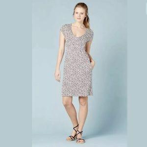 Boden Curved Waist Seam Day Dress Size 12R